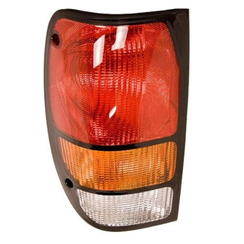 Koolzap For Mazda B-Series Pickup Truck Taillamp Rear Brake Light Lamp Left Driver Side LH