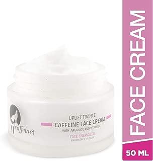 Mcaffeine Uplift Trance Caffeine Face Moisturizing Day Cream, 50ml