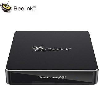 Beelink Gemini N41 Mini PC, Windows 10 Intel Gemini Lake N4100,Dual-Screen Display Dual HDMI Output Fanless 4K Computer/2.4G+5G Dual WiFi/Gigabit Ethernet/BT 4.2/4K (4+64 GB)