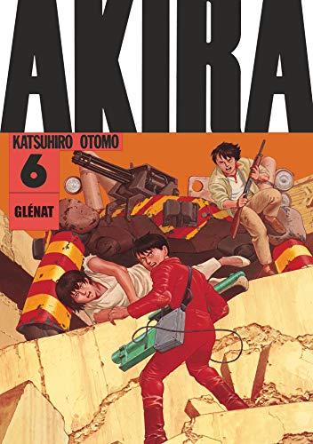 Akira (noir et blanc) - Édition originale - Tome 06