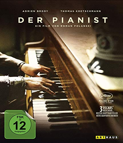 Der Pianist - Digital Remastered - Special Edition [Blu-ray]