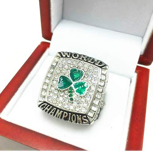 TYTY 2008 NBA Celtics Championship Ring Anillos de Campeonato, campeones Anillo de réplica para Aficionados Colección del Regalo del Recuerdo de los Hombres,Without Box,11