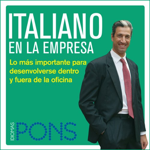 Italiano en la empresa [Italian in the Office] Titelbild
