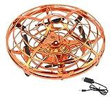 QKa Flying Spinner Spinner, Drones À Commande Manuelle, Drone Volant Autonome pour Garçons Ou Filles, Jouets De Drone À Main...