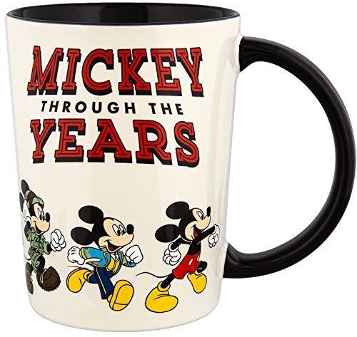 Disney Parks Micky Maus Through the Years Kaffeetasse