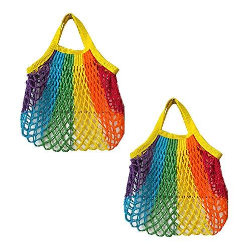 ISKYBOB String Beach Bag x 2