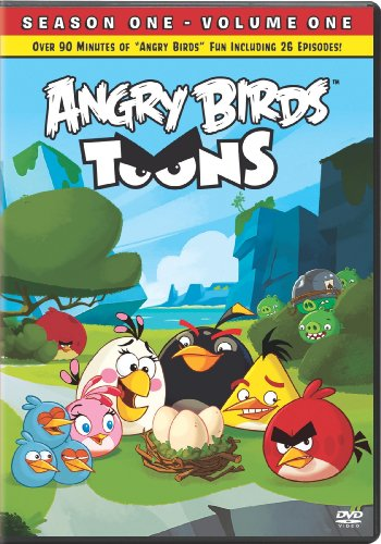 Angry Birds Toons, Season 1, Vol. 1