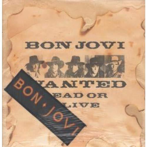 Bon Jovi - Wanted Dead Or Alive - Mercury - 888 482-1