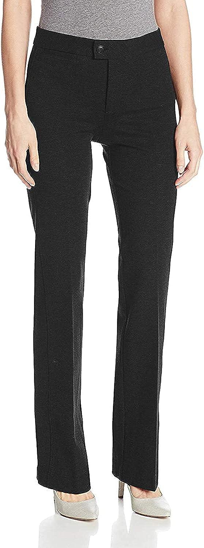 NYDJ Slim Trouser Ponte Knit |Office Work Pants for Women