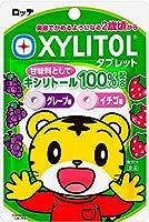 ロッテ しまじろう キシリトールタブレット(グレープ、イチゴ)30g ×15袋