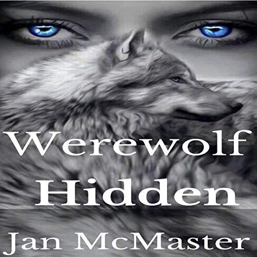 Werewolf Hidden audiobook cover art