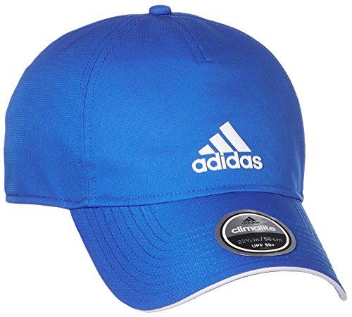 adidas Baseball Cap Climalite (OSFM, Blau)