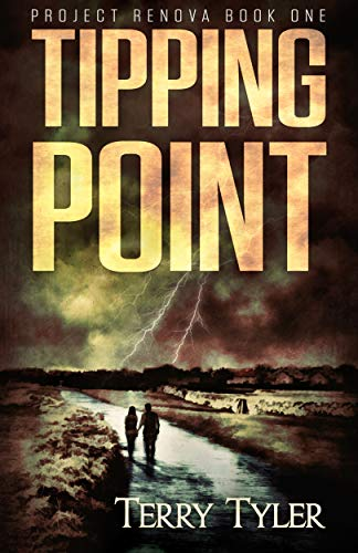 Couverture du livre Tipping Point (Project Renova Book 1) (English Edition)