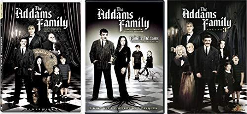 Addams Family Complete Series: Volumes 1-3 (DVD 3-Pack)