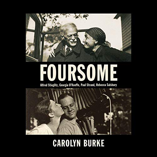 Foursome audiobook cover art