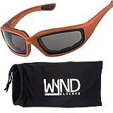 WYND Blocker Motorcycle & Biking Wind Resistant Sports Wrap...