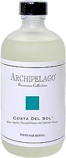 ARCHIPELAGO リードディフューザー リフィル COSTA DEL SOL (スティック別売) 232mL