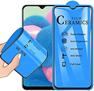 Screen Protector Foils for Samsung Galaxy A31 2.5D Full Glue Full Cover Ceramics Film Mobile Communication Accessories