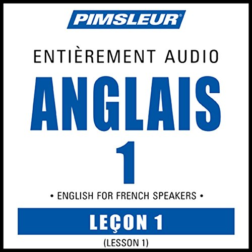 Couverture de ESL French Phase 1, Unit 01