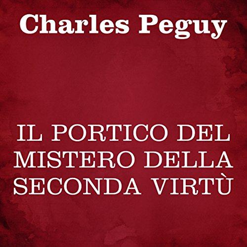 Il portico del mistero della seconda virtù audiobook cover art