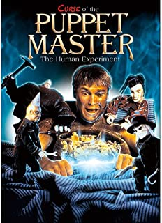 Puppet Master 6: Curse of the Puppet Master [DVD] [Import]