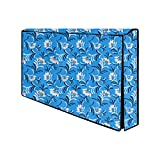 Aavya Unique Fashion 32 Inch LED, LCD TV Monitor Cover for 2 Layer dust Proof & Water Proof Smart...