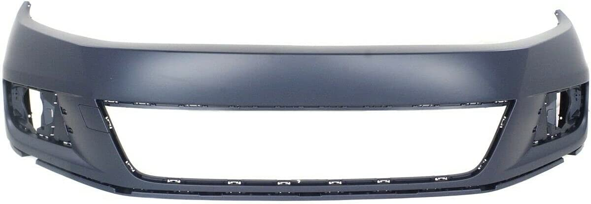 Bumper Cover Front Compatible with Volkswagen Factory outlet Tiguan Popular brand in the world 2012-201 VW