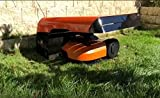 Zoom IMG-1 idea mower vader garage tettoia