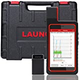 LAUNCH X431 DIAGUN V(Same Function as X431 V+) Bi-Directional Full Systems Scan Tool,Key IMMO,ECU Coding,30+ Reset Function,Actuation Test,TPMS Reset, Free UpdateFull Master Kit- El-50448