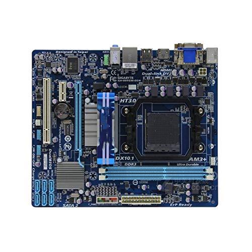 Tarjeta Madre Placa Base De La Computadora Fit For Gigabyte GA-880GM-D2H 880G Socket AM3 + DDR3 Placa Base De Escritorio Computer Motherboard