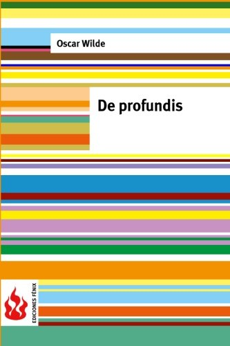 De profundis: (low cost). Edition limitada
