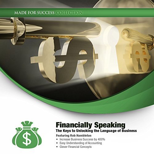 Financially Speaking audiobook cover art