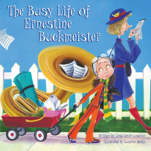 Image of The Busy Life of Ernestine Buckmeister