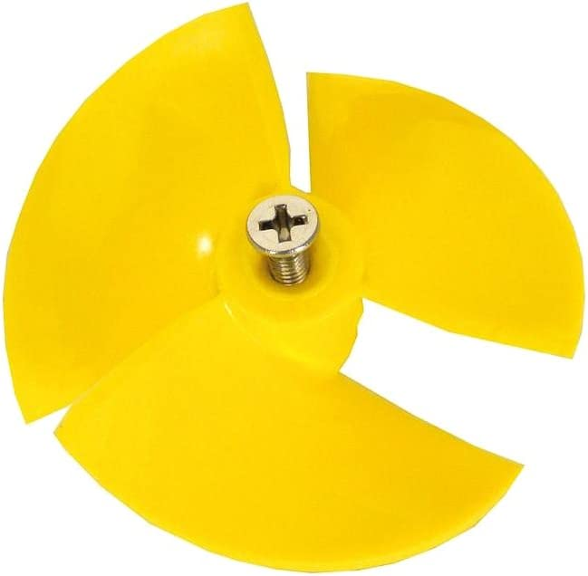 Maytronics 9995269–Ventilador/impulsor amarilla para robot piscina Dolphin