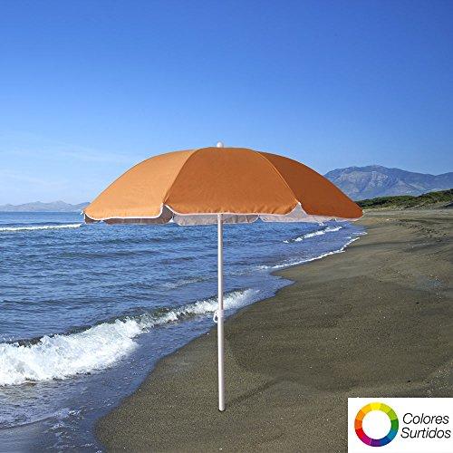 Papillon 8042670ombrellone Spiaggia Protezione UV, Multicolore, 200cm