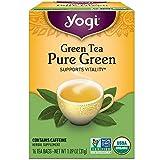 Yogi Tea Pure Green 16 ea