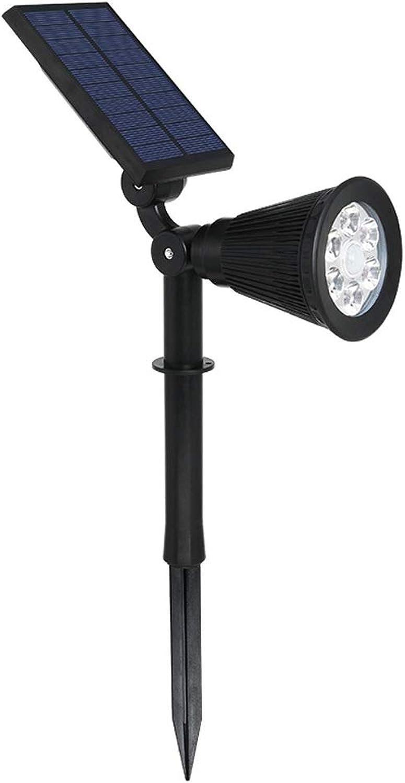 JSHfs Outdoor wasserdichte LED Rasen Licht Highlight menschlichen Krpers Induktionsstecker Licht Wandleuchte (Farbe   Weiß Light)