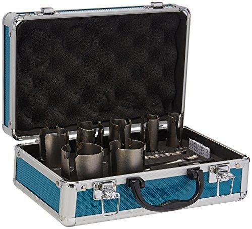 Makita d-51281TCT Sierra Perforadora eléctrica Kit–azul (10unidades)