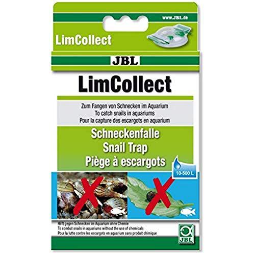 JBL LimCollect II Chemiefreie Schneckenfalle für Aquarien, 61401