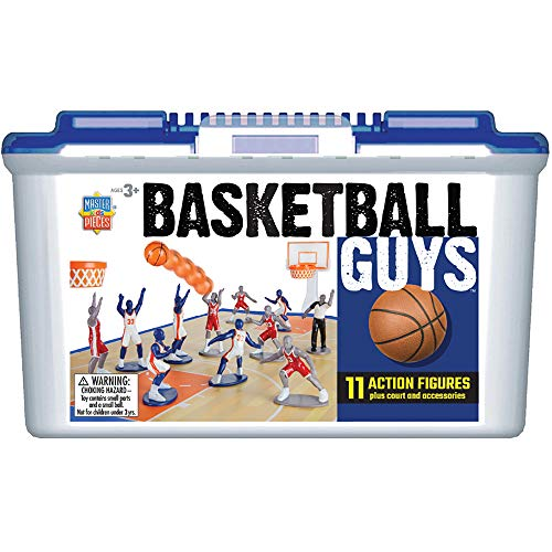 MasterPieces Basketball Guys Imaginative Play for Ages 4 to 10