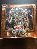 遊戯王 新品未開封 THE LOST MILLENNIUM BOX 4期 ザ・ロスト・ミレニアム TLM 絶版