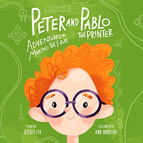 Peter and Pablo the Printer audiobook cover art