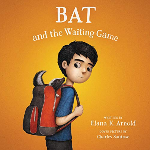 Bat and the Waiting Game cover art