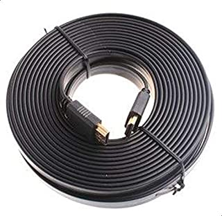 10M/33FT Full 1080P 3D Flat HDMI Cable 1.4 for XBOX /PS3 HDTV HDMI 1.4 Male to Male Digital Cable