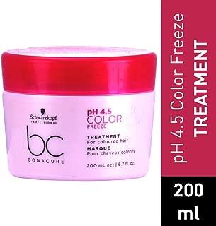 BC BONACURE pH 4.5 Color Freeze Treatment, 6.76-Ounce