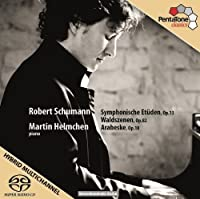 Symphonische Etuden, Arabesque, Waldcenen by Martin Helmchen (2013-08-05)