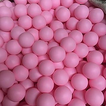 Yoran 150pcs Cerveza Ping Pong Bolas 40mm Color surtido PP Juego de pelota de tenis de mesa Juego de pelota de mascotas