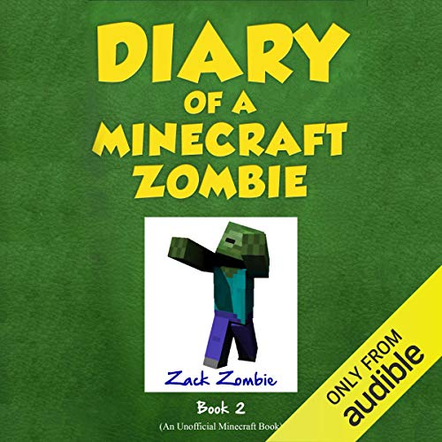 Diary of a Minecraft Zombie, Book 2  By  cover art