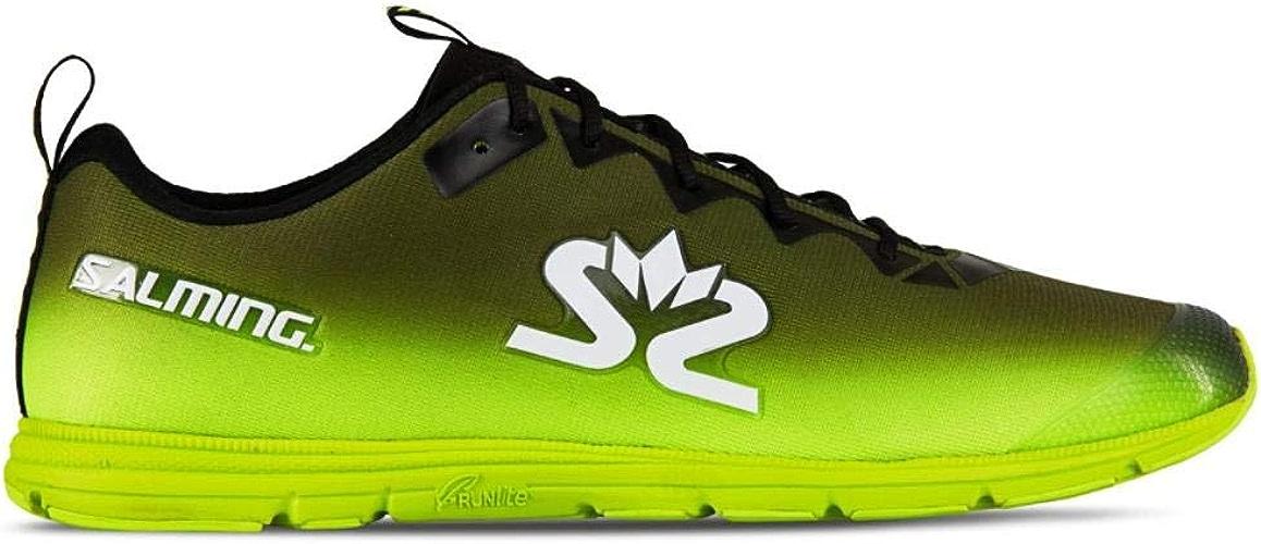 Salming Race 7 chaussures Hommes noir jaune