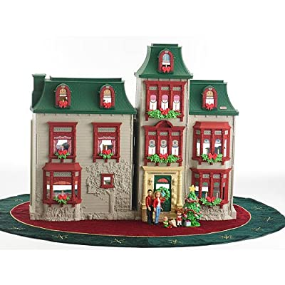 Fisher Price Loving Family Exclusive Holiday Dollhouse Fully Furnished
